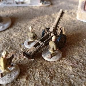 Für die direkte Unterstützung der Infanterie im Angriff war das sIG 33 sehr wirkungsvoll. Allerdigs erfordert der Einsatz eine genaue Kenntnis der Stärken und Schwächen de Waffe.
