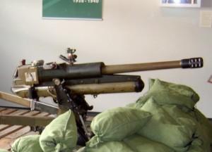 Die 47mm PAG Böhler war in ihrer Zeit eine hochwirksame Waffe.