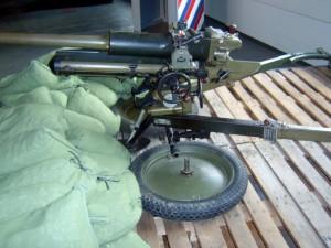 Die simple und effiziente Konstruktion der 47mm Pak Böhler ermöglichte es, dass diese innerhalb im Feld von 20 bis 30 Sekunden in Stellung gehen konnte.