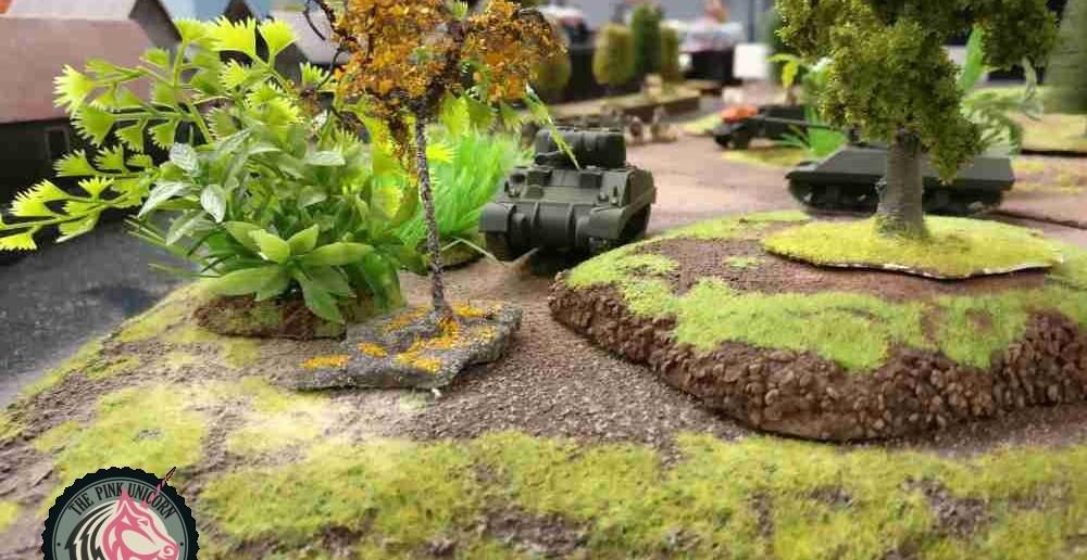 War gar nicht der Jagdpanzer, war der Schörmi! Da haben sich zwei Panzer auf der Halbinsel abgeseilt und führen ihren Privatkrieg mit dem Panther! ( Behind Omaha. Forum / Spielbericht )