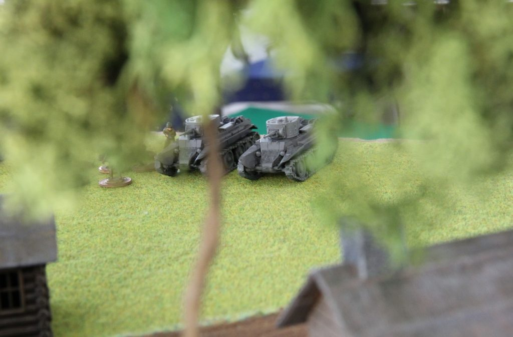 """Behind Omaha Spieltisch """"Schlacht am Chalchin Gol, 1939"""""""