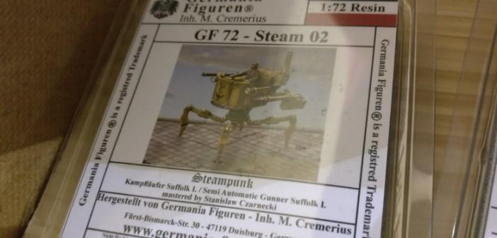"""Germania Figuren: """"Steam Punk"""" ( und das andere ebenfalls in Perfektion )"""