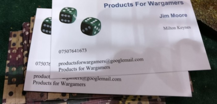 Jim Moore Products for Wargamers