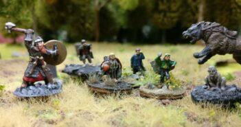Herr der Ringe: Bilder von Doncolors Heer der Toten