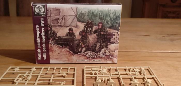 1st Airborne Division in Gemmerich