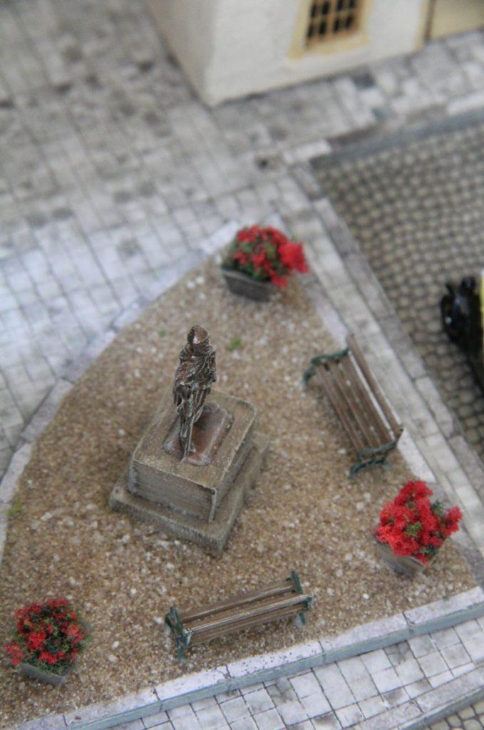 """Behind Omaha Spieltisch """"Eroberung der Stadt Saint-Aubin, Normandie, Juno-Beach 1944"""""""