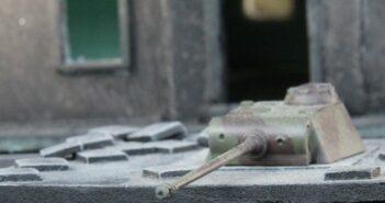 """Behind Omaha Spieltisch """"Berlin 1945"""""""