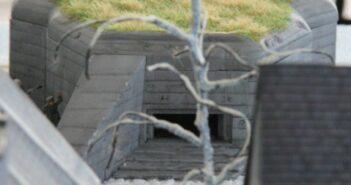 """Behind Omaha Spieltisch """"Schlacht in den Ardennen, 1944"""""""