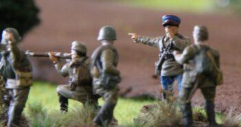 """Behind Omaha Spieltisch #11: """"Kesselschlacht von Bialystok und Minsk, Unternehmen Barbarossa 1941"""""""