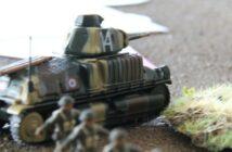 """Behind Omaha Spieltisch #12: """"Schlacht um Boulogne, 1940"""""""