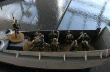 """Behind Omaha Spieltisch #14: """"Schlacht um Wake-Island, 1941"""""""