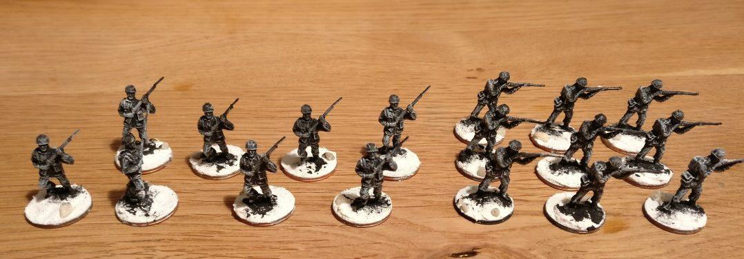 Zusätzliche British Paratroopers für die Sturmi Army. Wenn man ja schomma dabei ist...