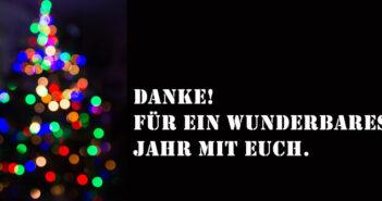 Die moderne Weihnachtsgeschichte von Plasti & Sturmi.