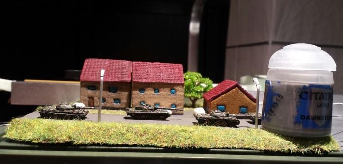 Cold War Commander: Eine Tankstelle für Davids Dorf!