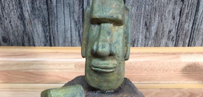 Ahu Tongariki: Christians 90t-Projekt mit der Osterinsel