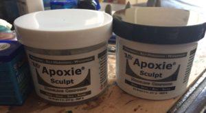 Apoxie Sculpt: das Wundermittel der Bildhauer und Schöpfer