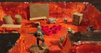 Spielplatte Vietnam, Ebene 3