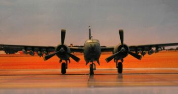 """Rufzeichen Nimrod: die Douglas B-26K """"Counter Invader"""" von Italeri"""