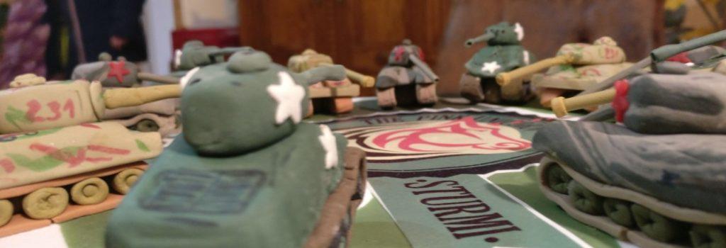 Mit diesem Köderkuchen wollen wir euch zu uns locken und auf der Hamburger Tactica mit euch feiern!