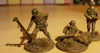 Italeri 6021 U.S. Infantry: Farben und Bemalung von Max