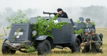 Panzerspähwagen Kfz 13 von First to Fight