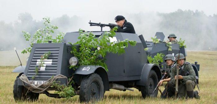 Panzerspähwagen Kfz 13 von First to Fight