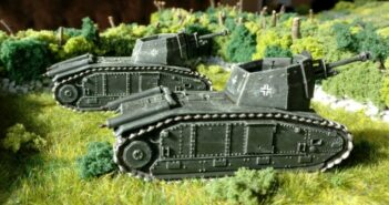 105 mm leFH 18/3 auf Gw B-2 740(f) für das Artillerie-Regiment 93