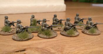 271st Infantry Regiment: acht Browning M2 für meine GIs