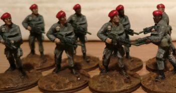 7th Marine Regiment: Operation Mameluke Thrust is calling