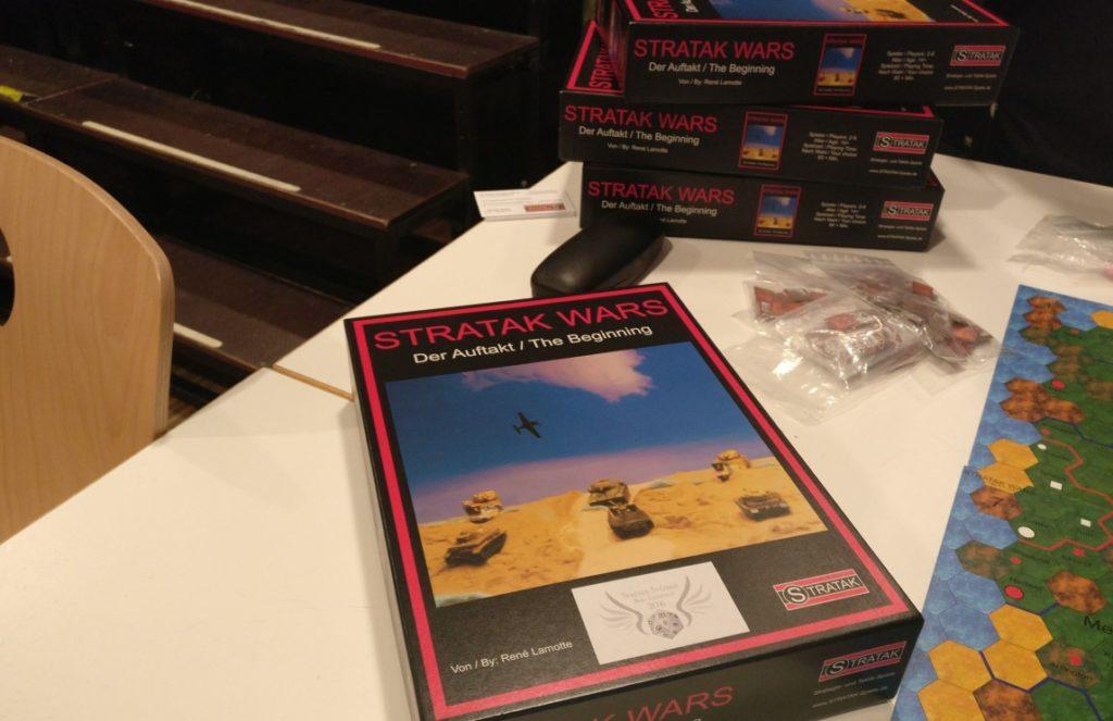Spielsystem und Hexagonalfelder von STRATAK mag der Sturmi... Und 6mm-Zinnsters gehen da auch...