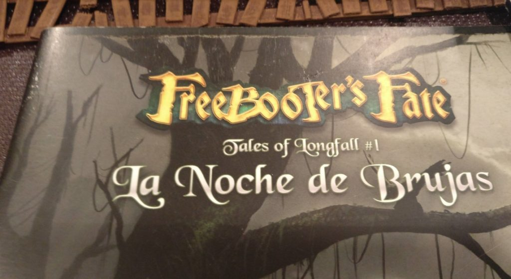 Freebooter's Fate Spielplatte