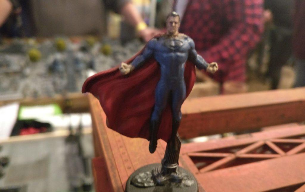 Marvel Universe: Spielplatte für die Welt der Superhelden