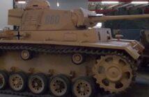 Panzermuseum Munster: Marlenes Genesung