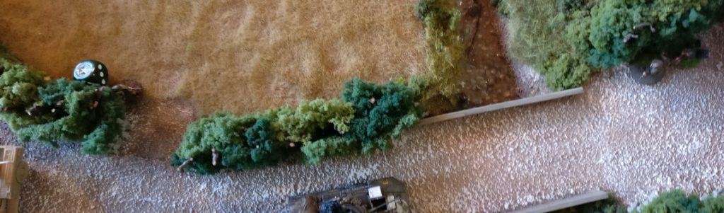 Der zweite US-Sniper wird attackiert.ein.