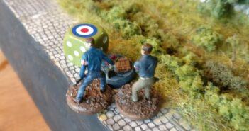 Grenadier-Regiment 736 und die Résistance: Spielbericht