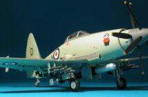 Westland Wyvern: Ein Trägerflugzeug mit einem sehr lauten Charakter