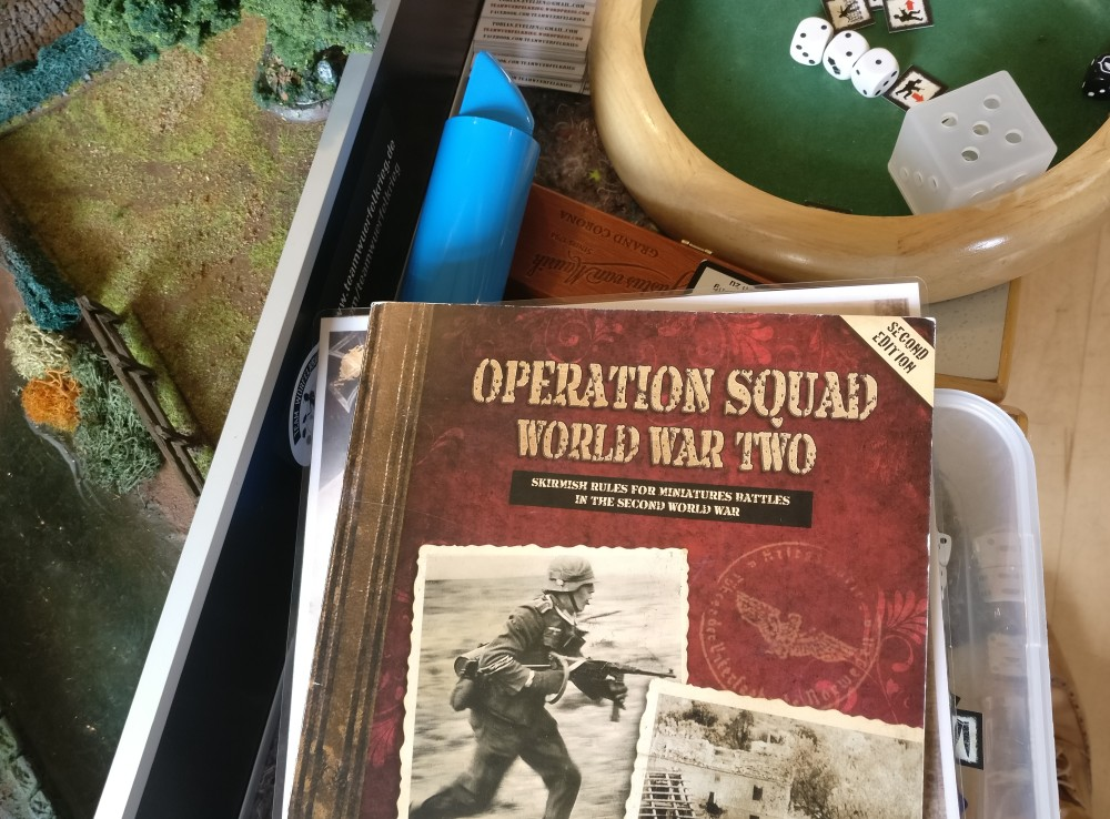Operation Squad in World War Two auf der CONflict Rheinland 2017