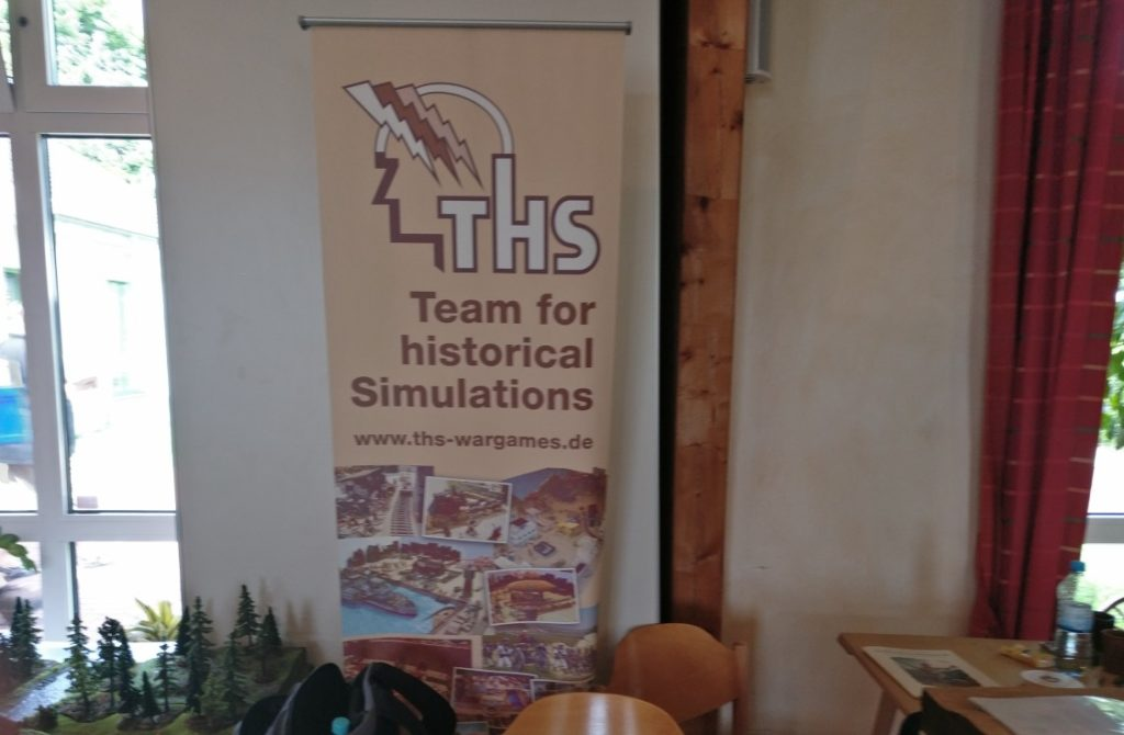 THS - Team for historical Simulations auf der CONflict Rheinland 2017