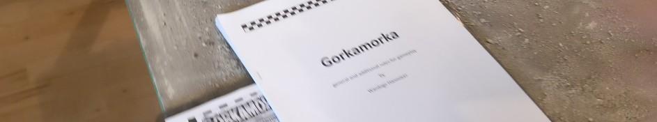Gorkamorka auf der CONflict Rheinland 2017