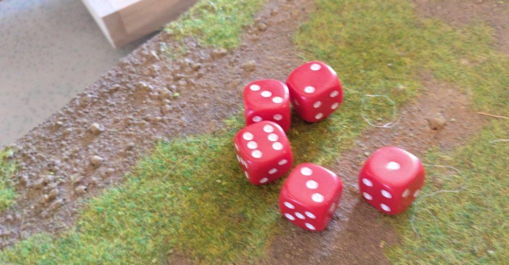 Auch die rechte Flanke der Roten Armee stößt vor - und trifft.