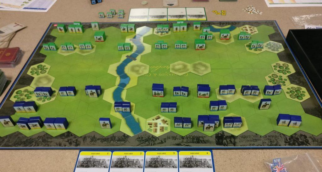 Commands & Colors Napoleonic auf der CONflict Rheinland 2017