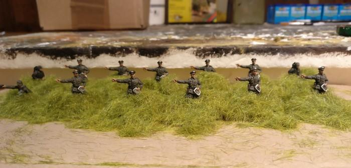 9. Infanterie-Division: Rekrutierung am Vatertag