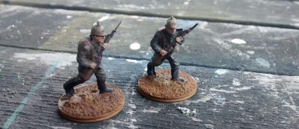 Operation Michael: Sturmtruppen
