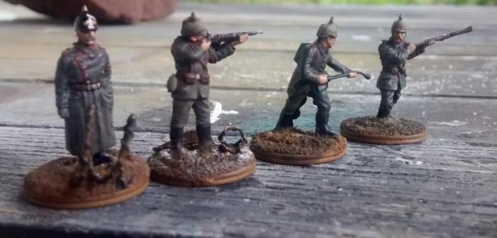 Deutsche Frühjahrsoffensive 1918