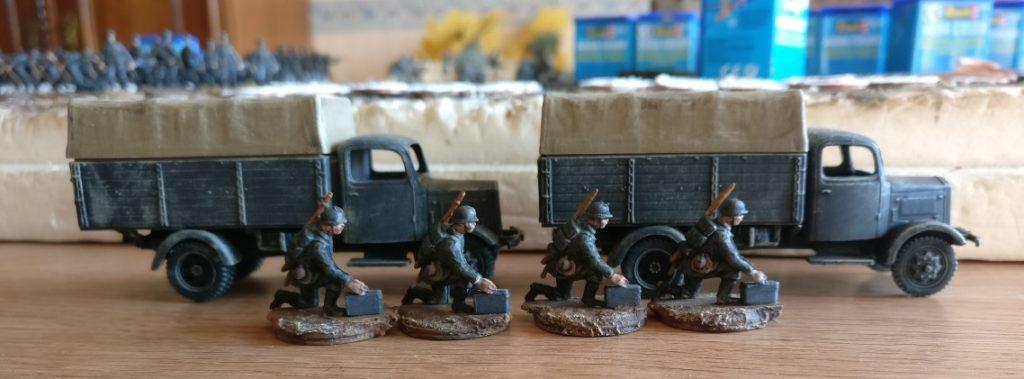 Das Pionier-Bataillon 37 tritt an!