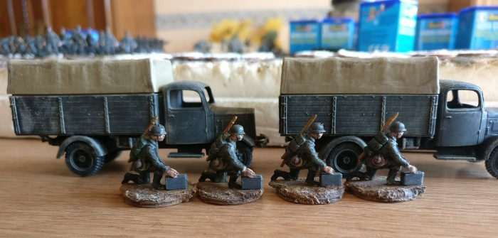 Pionier-Bataillon 37: Anker - Wirf!