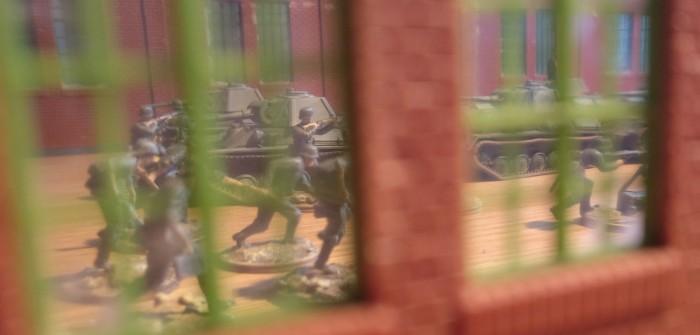 Fabrikwände wachsen: Maurerkolonnen in Shturmigrad aktiv!