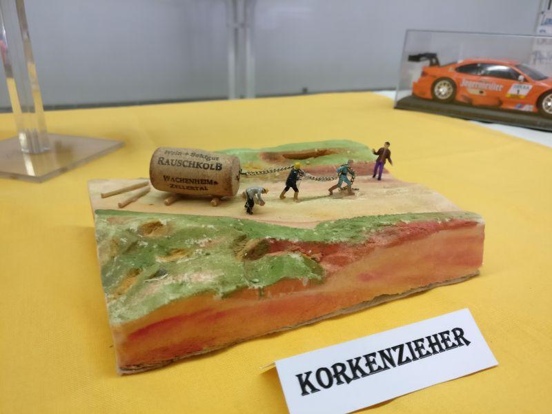 Kirmes-Modelle von Modellbaugruppe Sickinger Höhe / Bernd König