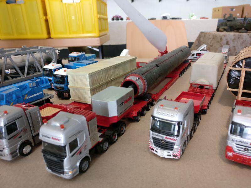 Nutzfahrzeug-Modelle von Alexander Tillmann / Kranteufel
