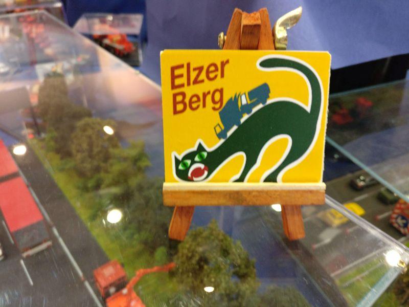 Dioramen auf der Ausstellung im Bürgerhaus Mainz-Kastel